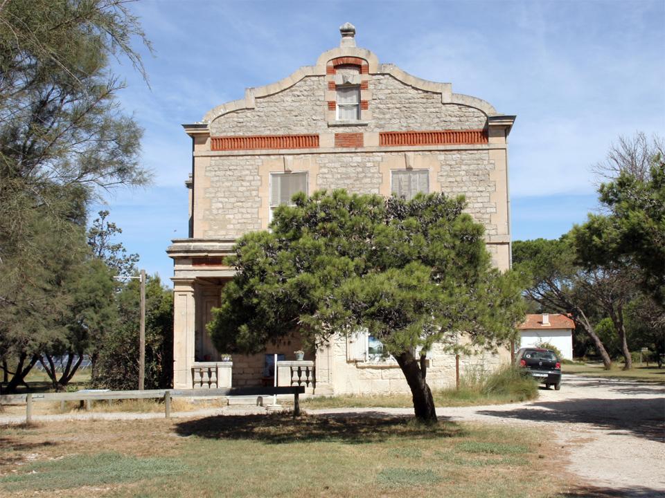Domaine de la Palissade - Embouchure du Rhône - Delta du Rhône - Visite du delta du Rhône