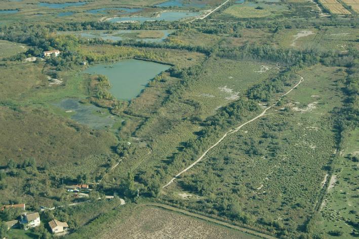 Site de la Capelière